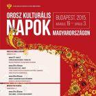 Programok az Orosz Kulturális Napok keretében