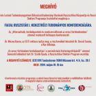 Fiatal ruszisták I. nemzetközi konferenciája
